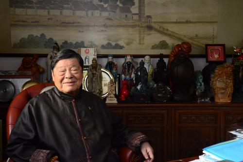 国际品牌节组委会敦聘汤恩佳先生为组委会荣誉顾问